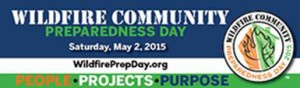 Wildfire Community Prep Day logo