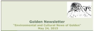 Golden Newsletter 2015-05-24 image