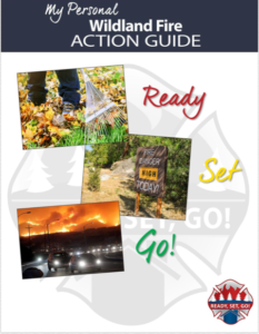 Ready Set Go, Wildfire Action Guide